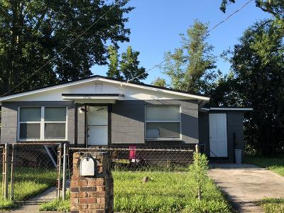 Duval County Single Family Home For Sale: 1992 W 3rd St