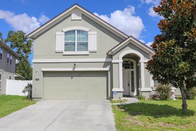 Jacksonville Single Family Home For Sale: 124 Auburn Oaks Rd W