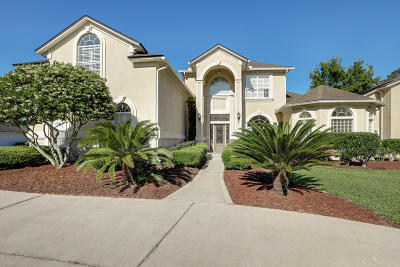 Jacksonville Single Family Home For Sale: 10132 Deercreek Club Rd E