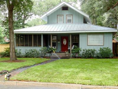 Ortega Single Family Home For Sale: 2721 Apache Ave
