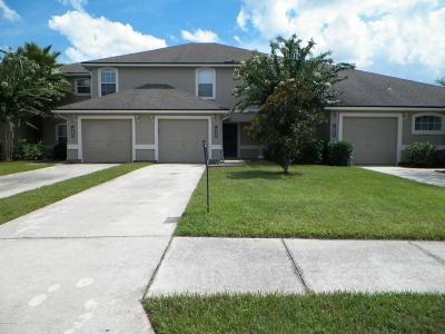 Fleming Island Townhouse Contingent Take Backup: 1885 Green Springs Cir #B