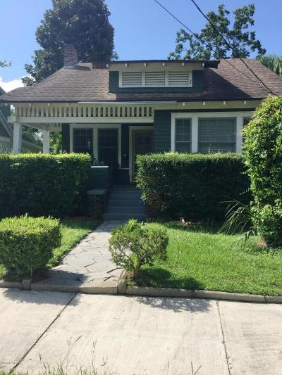 Single Family Home For Sale: 2132 Myra St