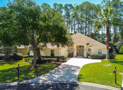 Ponte Vedra Beach Single Family Home For Sale: 514 S Mill View Way