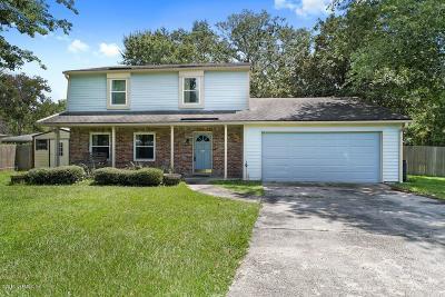 Orange Park Single Family Home For Sale: 1157 Morgan Cir E