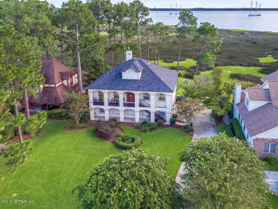 Jacksonville Single Family Home For Sale: 4322 Harbour Island Dr