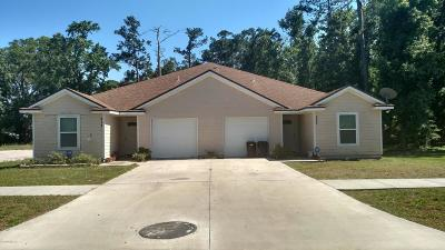 Orange Park Townhouse For Sale: 820 Filmore Ln