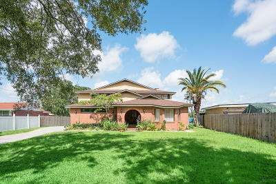 Duval County Single Family Home For Sale: 8258 Concord Blvd W