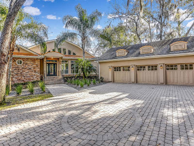 St. Johns County Single Family Home For Sale: 1225 Wedgewood Rd