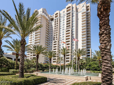 Duval County Condo For Sale: 400 E Bay St #308