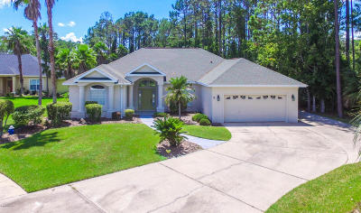 Flagler County Single Family Home For Sale: 2 Lakeside Pl W
