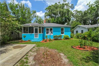 Single Family Home For Sale: 2969 Green St