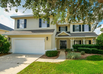 St. Johns County Single Family Home For Sale: 489 Mill View Way S