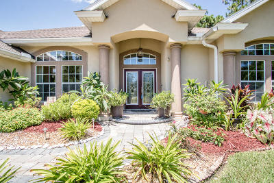 Orange Park Single Family Home For Sale: 2206 Links Dr