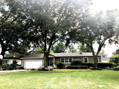 Jacksonville Single Family Home For Sale: 1064 Holly Ln