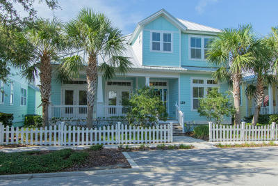 St Augustine Single Family Home For Sale: 129 Island Cottage Way