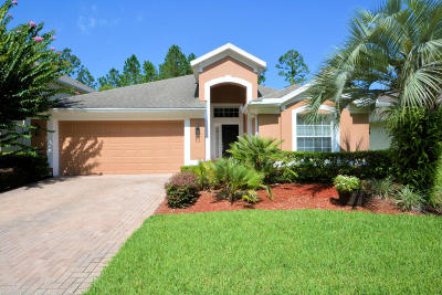 Jacksonville, St Augustine Single Family Home For Sale: 9205 Sweet Berry Ct