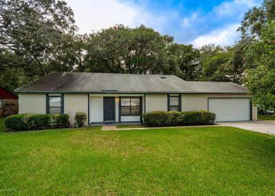 Neptune Beach Single Family Home For Sale: 500 Penman Rd