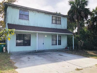 Jacksonville Beach Single Family Home For Sale: 424 7th Ave S
