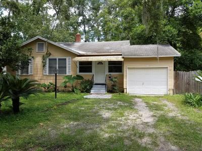 Single Family Home For Sale: 1613 Greenridge Rd