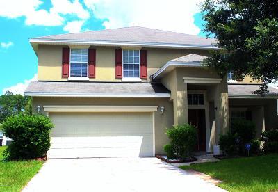 Jacksonville Single Family Home For Sale: 2221 Cherokee Cove Trl
