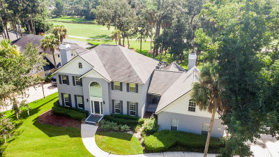 Ponte Vedra Single Family Home For Sale: 8120 Seven Mile Dr