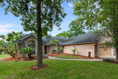 Jacksonville Single Family Home For Sale: 8855 Mountain Lake Ct