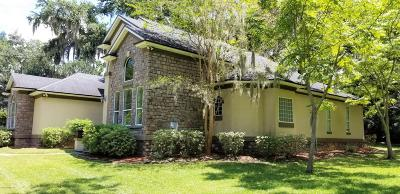 Jacksonville Single Family Home For Sale: 1936 Camellia Oaks Ln