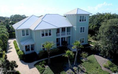 St Augustine Single Family Home For Sale: 888 Ocean Palm Way