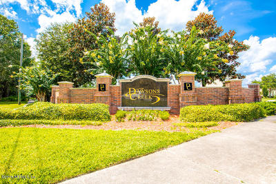 Jacksonville Single Family Home For Sale: 7932 Dawsons Creek Dr