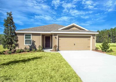 Macclenny Single Family Home For Sale: 584 Islamorada Dr N