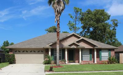 Jacksonville Single Family Home For Sale: 4509 Rocky River Rd W