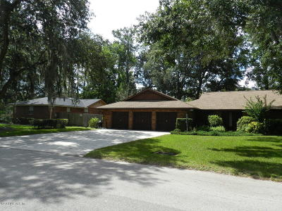 St Johns Single Family Home For Sale: 1522 Fruit Cove Forest Rd