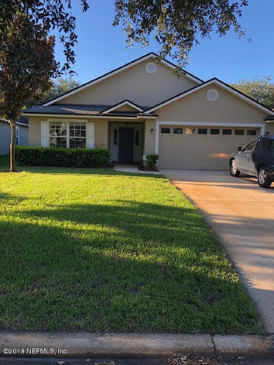 St Augustine Single Family Home For Sale: 1604 Mapmakers Way