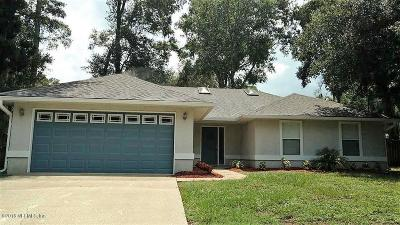 St Augustine Single Family Home For Sale: 518 Gerona Rd
