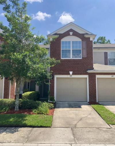 Jacksonville Townhouse For Sale: 3169 Hollow Tree Ct