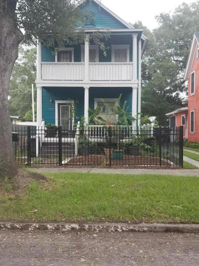 Jacksonville Single Family Home For Sale: 1445 Ionia St