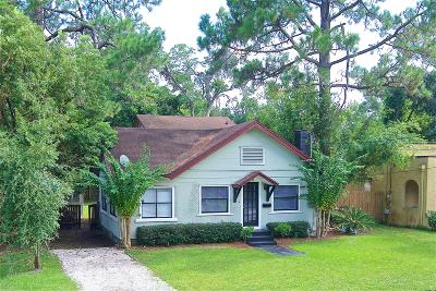 Jacksonville Single Family Home For Sale: 2630 Green St