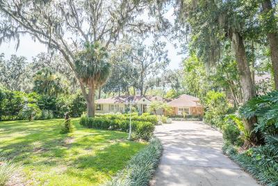 Jacksonville Single Family Home For Sale: 1578 Holly Oaks Lake Rd E