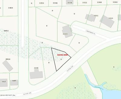 Residential Lots & Land For Sale: Clyde Dr