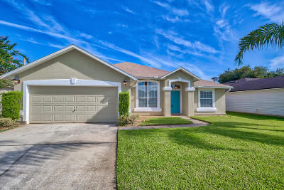 Duval County Single Family Home For Sale: 12357 Boston Harbor Dr