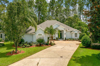 Green Cove Springs Single Family Home For Sale: 3373 Hawktree Ct