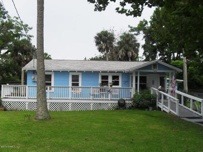 Fleming Island, Green Cove Spr, Jacksonville, Orange Park, Atlantic Beach, Fernandina Beach, Jacksonville Beach, Neptune Beach, Ponte Vedra, Ponte Vedra Beach, St Johns, Palm Valley, Vilano Beach Single Family Home For Sale: 1316 Palmer St