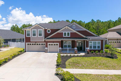Fleming Island, Green Cove Spr, Jacksonville, Orange Park, Atlantic Beach, Fernandina Beach, Jacksonville Beach, Neptune Beach, Ponte Vedra, Ponte Vedra Beach, St Johns, Palm Valley, Vilano Beach Single Family Home For Sale: 366 Brambly Vine Dr