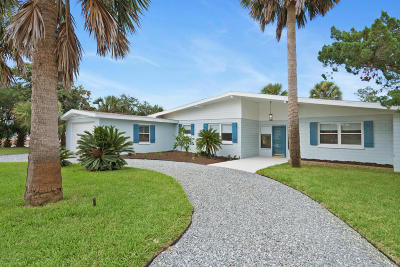 St Augustine Single Family Home For Sale: 91 Ocean Dr