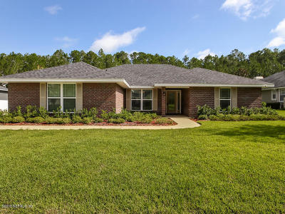 Jacksonville Single Family Home For Sale: 7853 Dawsons Creek Dr