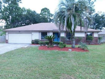 Jacksonville Single Family Home For Sale: 2781 Orange Picker Rd