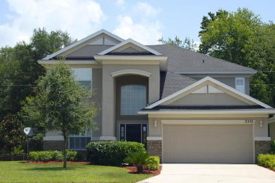 Green Cove Springs Single Family Home For Sale: 3335 Turkey Creek Dr