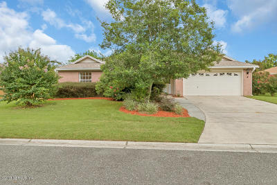 Fleming Island, Green Cove Spr, Jacksonville, Orange Park, Atlantic Beach, Fernandina Beach, Jacksonville Beach, Neptune Beach, Ponte Vedra, Ponte Vedra Beach, St Johns, Palm Valley, Vilano Beach Single Family Home For Sale: 11929 Swooping Willow Rd #4