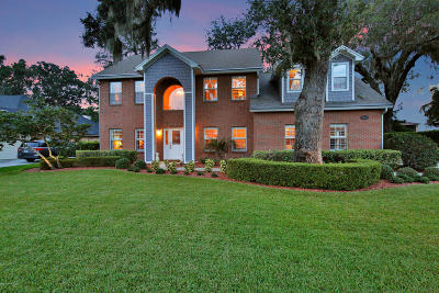Fleming Island, Green Cove Spr, Jacksonville, Orange Park, Atlantic Beach, Fernandina Beach, Jacksonville Beach, Neptune Beach, Ponte Vedra, Ponte Vedra Beach, St Johns, Palm Valley, Vilano Beach Single Family Home For Sale: 1441 Sun Marsh Dr