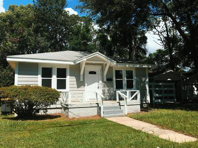 Single Family Home For Sale: 4415 Antisdale St